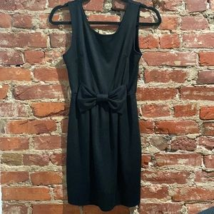 everly bow dress   S